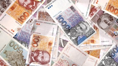 Monnaie croate croatie kuna