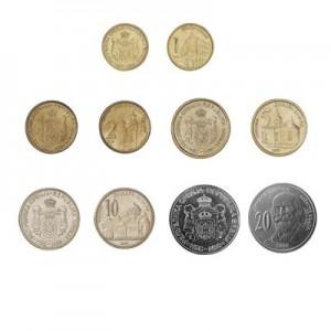 Pieces monnaie serbe dinar serbie